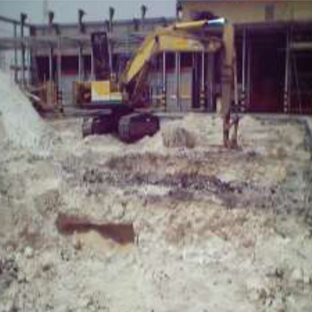 Contract No. 6600005522 – Construction of New Maintenance  Garage at Abqaiq Transportation Yard – Demolition of Steel Building