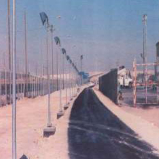 Site Development Roadway & Parking Area Paving (various contractor) 1980/1993 – MODA, SAMAREC, SAPTCO, National Guard, ? SWCC, Royal Commission, etc