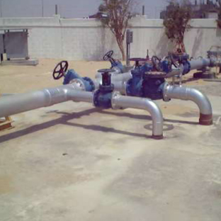 Contract No. 6400044628/00 – Installation of Hydro Duty Valves Gate/Check/Globe /PCV/MOV & related Instrumentation Ad-Danah – Saudi Aramco Desalinated Water Supply System