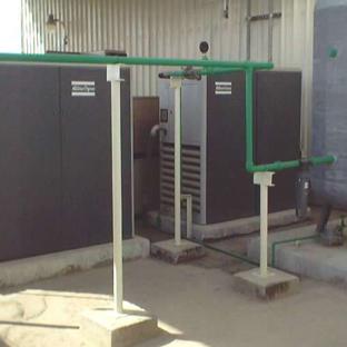 Abqaiq Transportation Yard – Saudi Aramco Compressor - Mechanical