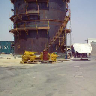 Contract No. 6400053190/00 – Fire Water Storage Tank Saudi Aramco - Dhahran