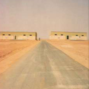 Warehouse Building (Concrete & Steel Structure) Contract: Turn-Key (1991/1992) MODA – Dhahran Site/Civil/Mechanical/ Structural/ Sanitary Works