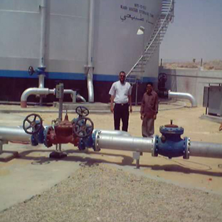 Contract No. 44628/00 – Desalinated water Supply - AD-DANAH Water Storage Tank/Spools Fabrication
