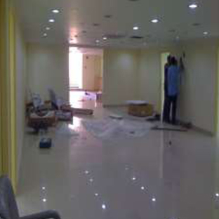 Renovation & Modification of SCD Laboratory plus Construction of New Three (03) GP Clinic with expanding of File Room and Ward ? Section at Silver Crescent Dispensary, Thoqbah