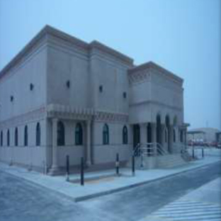 Contract #6600022060 – Construction of New Mussalla for TE & SD at ? Saudi Aramco, Dhahran (Mosque Main Entrance)