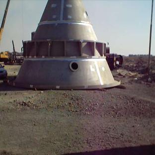Mechanical Erection Work at Eastern Province Cement Co. Khursaniyah